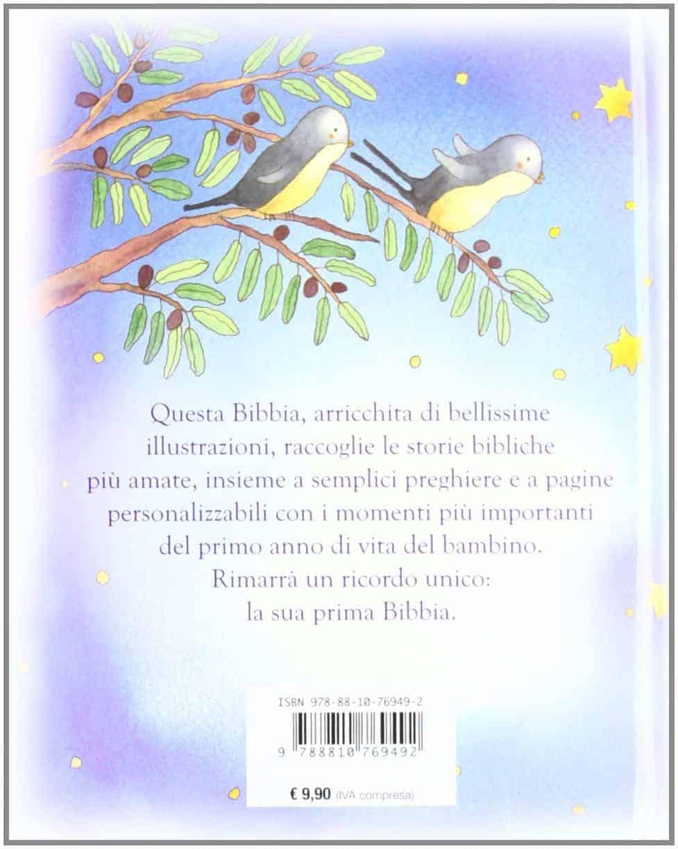 Amato La Bibbia per il tuo battesimo – Libreria La Cometa LQ43